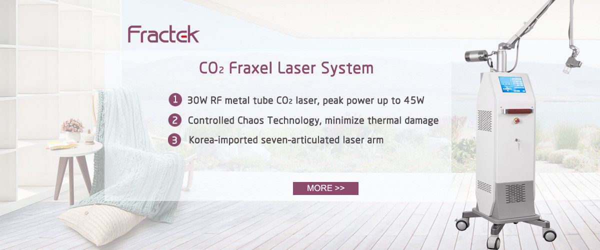 China best CO2 Fractional Laser Machine on sales