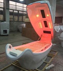 Led Therapy Dry Spa Capsule For Weight Loss With Infrared Sauna For Beauty Salon