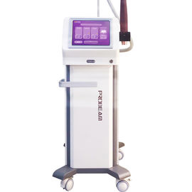China ND YAG Laser Multifunctional Beauty Equipment Portable 220V 5A 1064nm/532nm Wavelength factory