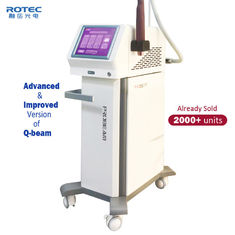 Tattoo Removal Q Switched ND YAG Laser Machine 532nm/1064nm Wavelenth Four Treantment Tips