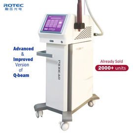 Tattoo Removal Q Switched ND YAG Laser Machine For Clinic / Beauty Salon