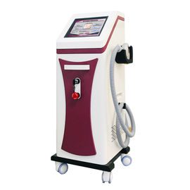 808nm Diode Laser Hair Removal Machines For Clinic Beauty Salon 1-10 Hz Adjustable Energy