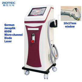China OEM ODM Diode Laser Hair Removal Machine 600W 808nm Strong Powerful Medical Laser Machine factory