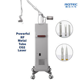 China Vertical Radio Frequency Vagina Tightening Machine Rejuvenation CO2 Fractional RF Tube factory
