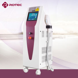 China IPL/OPT SHR Hair Removal IPL Beauty Machine Big Sopt Size Handpiece  Easy Operation factory