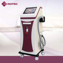 China Diode Hair Removal Laser Beauty Equipment Painless Hair Epilation Laser Device factory