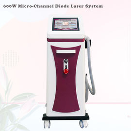 China Stable Diode Laser Hair Removal Machine Germany Bars Tri- Wavelength 755nm 808nm 1064nm factory