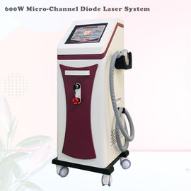 China Skin Care Diode Laser Hair Removal Machine Commercial Adjustable Frequency Fast Hair Removal Device factory