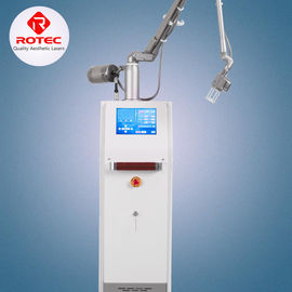 Acne Removal CO2 Laser Skin Resurfacing Machine Fractional Ultra Pulse Mode