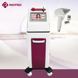 China 900W 808 Laser Hair Reduction Device 808nm Diode Laser Hair Removal Machine 3 Kinds Spot Size factory