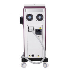 China 1~10Hz Adjustable 808nm Body Hair Removal Machine Stationary OEM Available factory