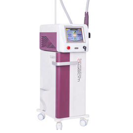 China Personal Care Q Switched ND YAG Laser Machine Physical Therapy Laser Beauty Equipment factory
