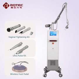 China 30w Pigment Carbon Dioxide Laser Treatment Machine 10600nm RF CO2 Laser Tube factory