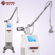 Age Spots Removal Fractional CO2 Laser Beauty Equipment , Stretch Mark Removal Laser Machine