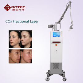 China Micro - Ablative CO2 Fractional Laser Machine With Fraction CW Ultra Pulse Mode For Acne Scars Removal factory