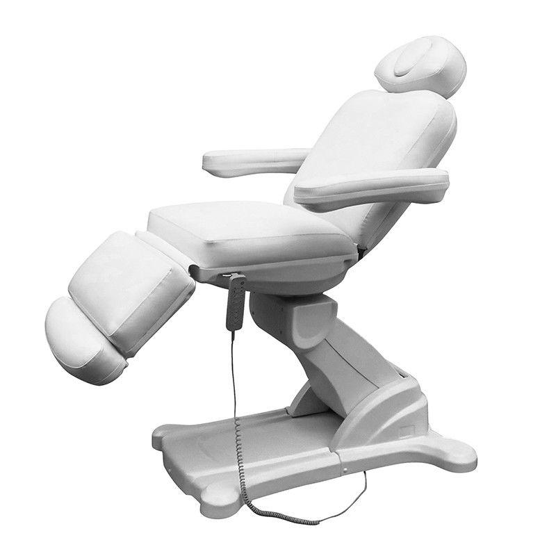Foot Care Nail Pedicure Chairs , Electric Facial Bed For Massage / Salon