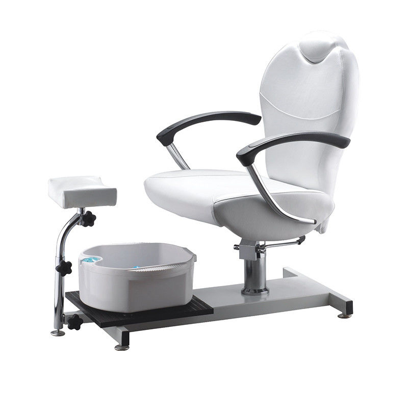 Durable Footbath Spa Pedicure Chair No Plumbing Needed For Nail Salon Shop