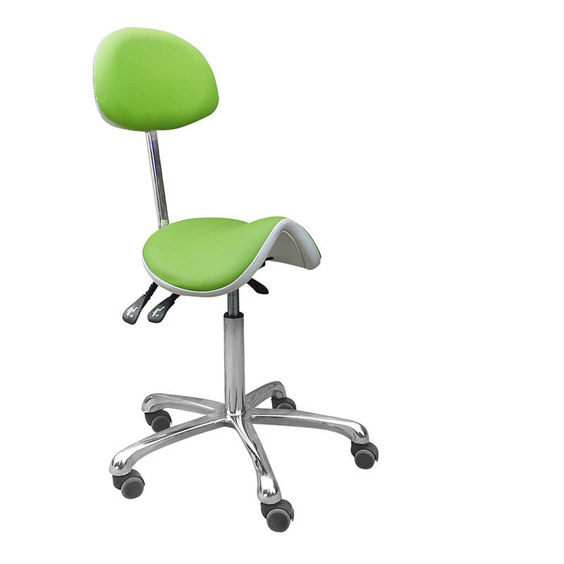 Master Massage Saddle Rolling Stool Master Chair Stable With Many Colors