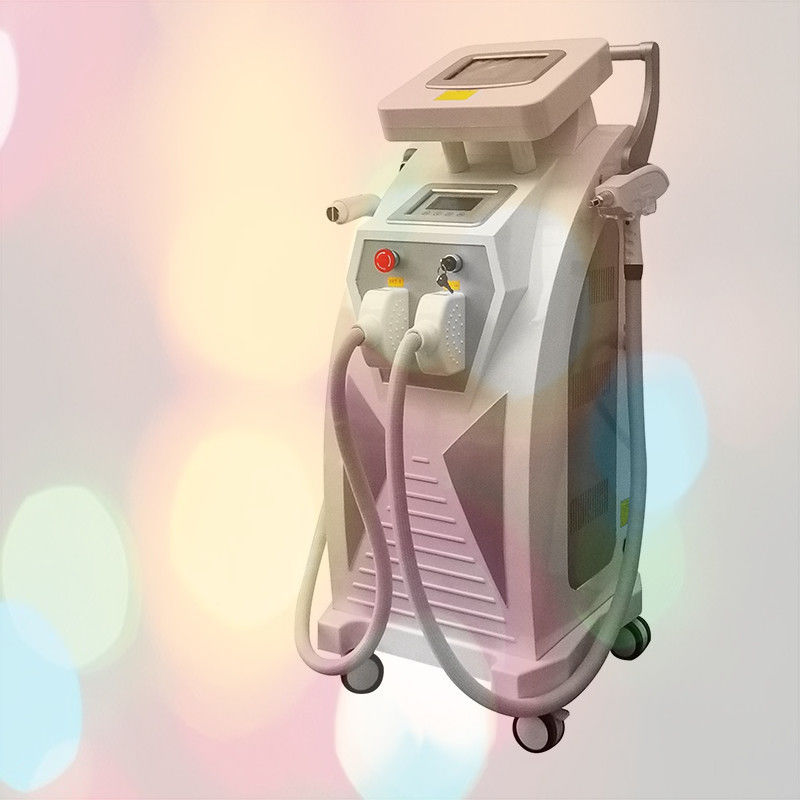 Permanent Laser Hair Removal Machine , SHR Body Slimming Machine In Beauty Salon