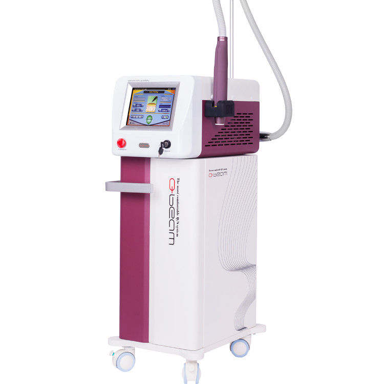 Tattoo Removal Salon Beauty Machine Q Switched ND YAG Laser Intelligent Control System supplier