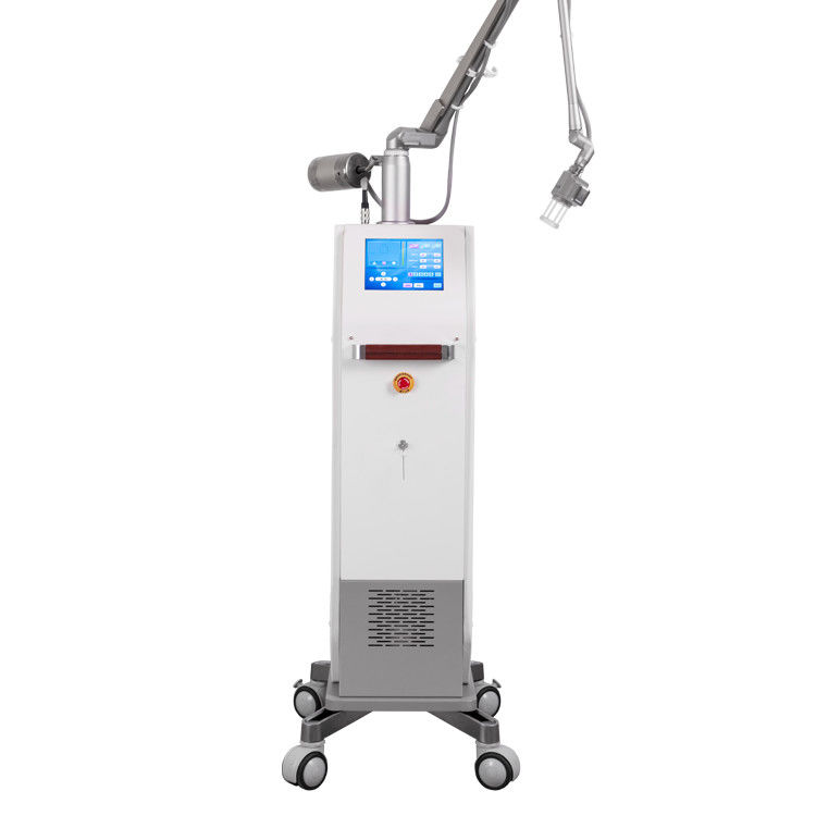 Silver Gray Vagina Skin Tightening Devices For Home Use CO2 Fractional 4 Modes Multifuction Machine supplier