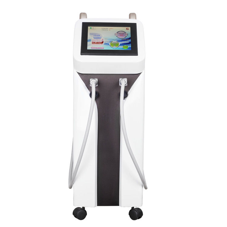 4.0MHz  HIFU Machine Focused Ultrasound Eyebrows Lifting  Highly Intensity Focused Ultrasound  Machine supplier