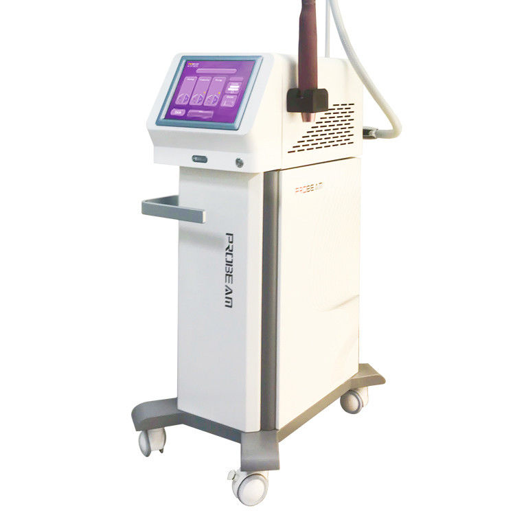1064nm Q Switched ND Yag Laser Tattoo Removal Machine 532nm Wrinkle Removal Laser Beauty Machine supplier