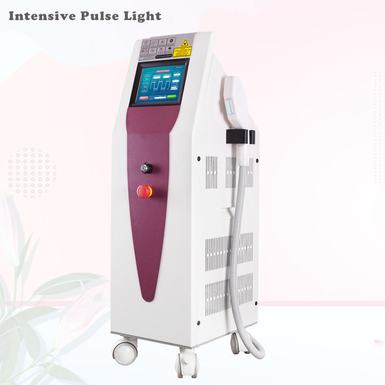 IPL Hair Removal Machine Pore Remover  Five Filters 480nm 530nm 560nm 590nm 640nm supplier