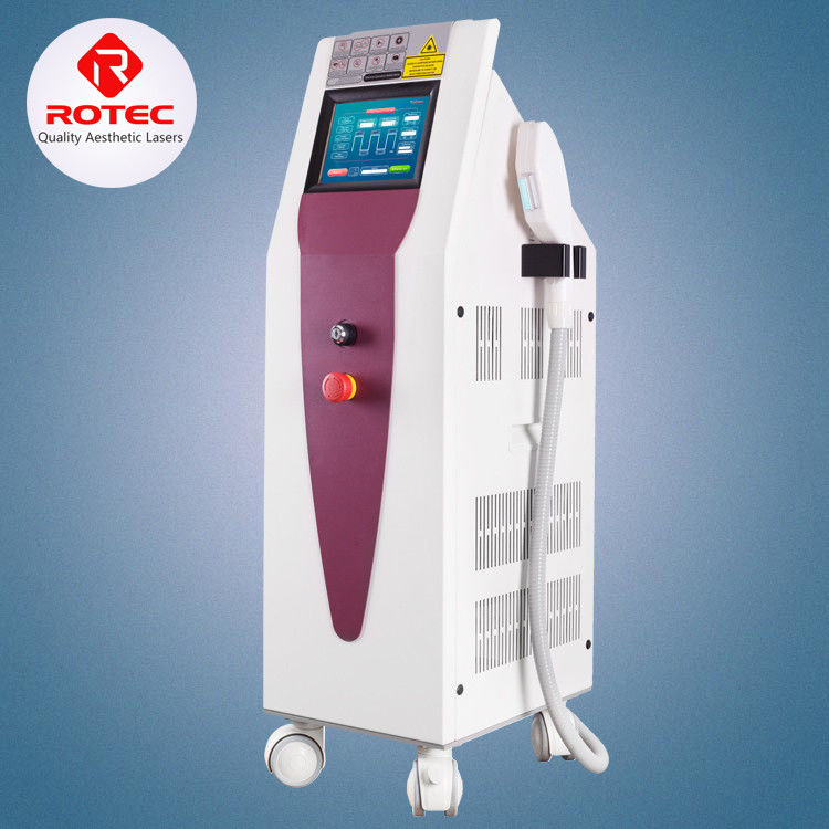 Multifunctional OPT Beauty Machine IPL SHR Painless Hair Removal Clinic and Beauty Salon System supplier