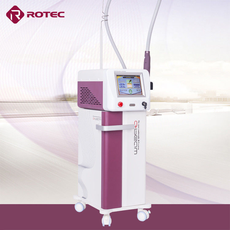 OEM Q Switched ND YAG Laser Machine Five Tips Multifunction Skin Rejuvenation Laser System
