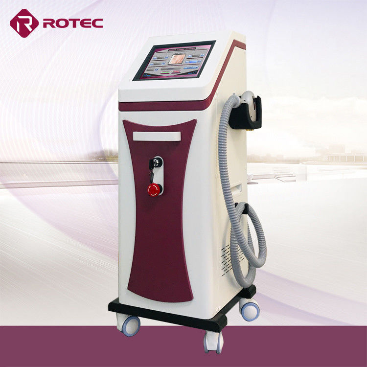 Diode Hair Removal Laser Beauty Equipment Painless Hair Epilation Laser Device
