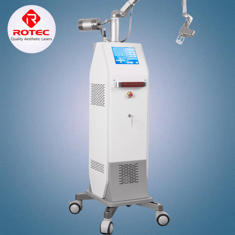 Acne Removal CO2 Fractional Laser Machine Aesthetic Clinic Stationary Type supplier
