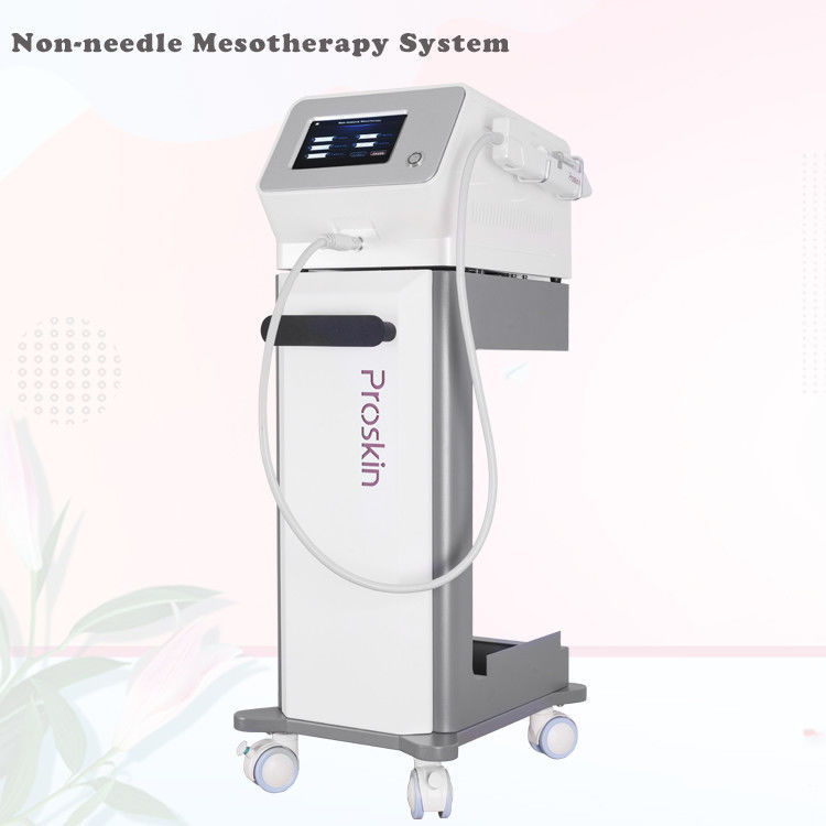 0.5-9.5s Facial Mesotherapy Machine , Needleless Injection Device High Efficiency supplier