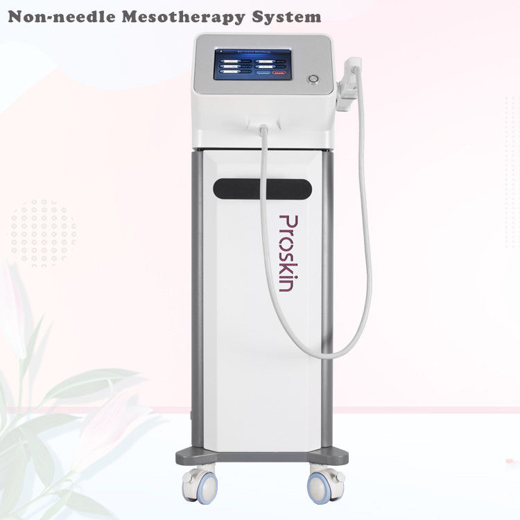 Mesotherapy Skin Whiten Beauty Machine Needle Free Injection System Mini Mesogun supplier