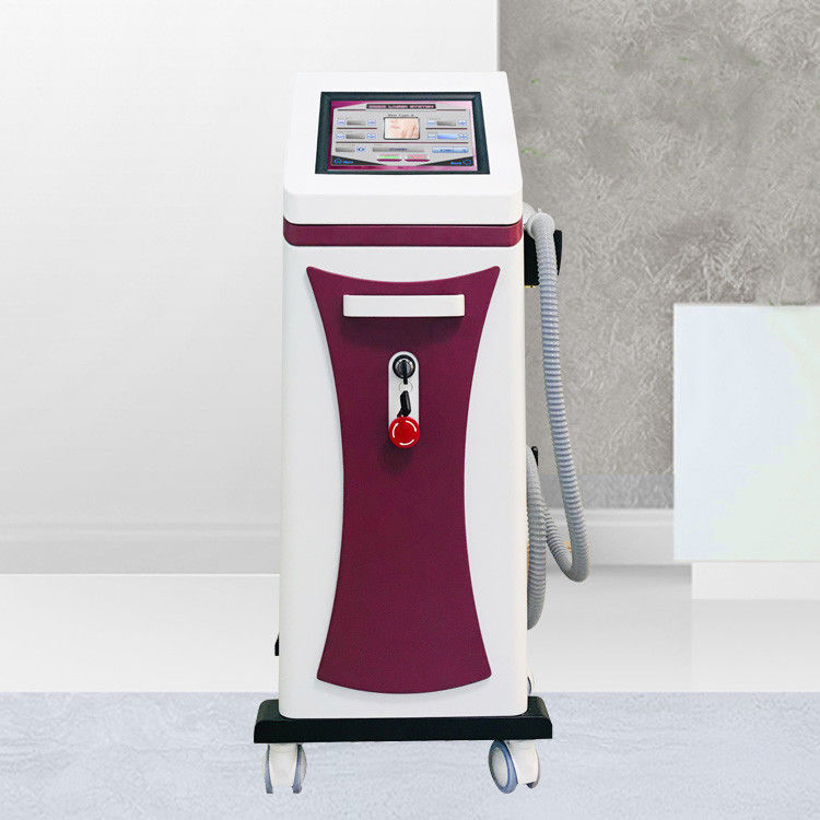 755nm 1064nm Salon Beauty Machine 808 Diode Laser Hair Removal Macro Channel Laser Bar supplier