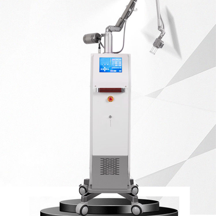 CO2 Laser Multifunction Facial Machine Scar Removal RF Metal Tube CO2 Fractional Laser Device supplier