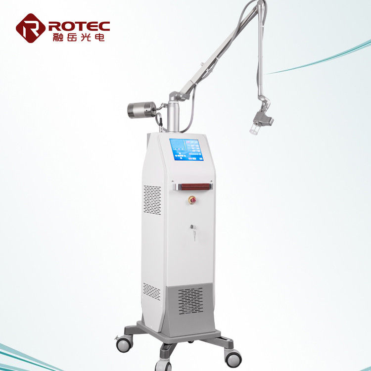 Vaginal Skin Tightening Laser Machine Matrix Co2 Fractional Laser High Efficiency For Clinic System supplier