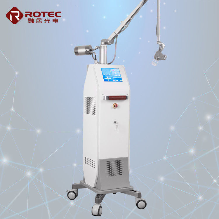 Vertical Radio Frequency Vagina Tightening Machine Rejuvenation CO2 Fractional RF Tube supplier