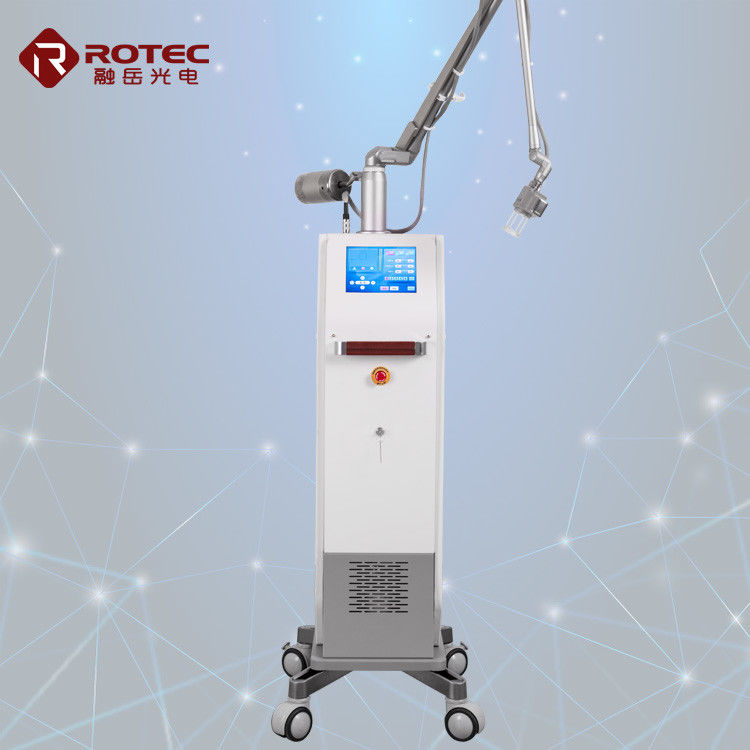 Stable Vagina Tightening Machine CO2 Laser Hand Piece Fractional Acne Treatment Clinic Device supplier