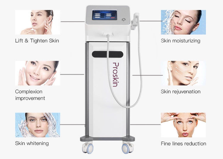 500W Salon Beauty Machine Mesotherapy Facial Whitening Needle Free Machine Skin Care supplier