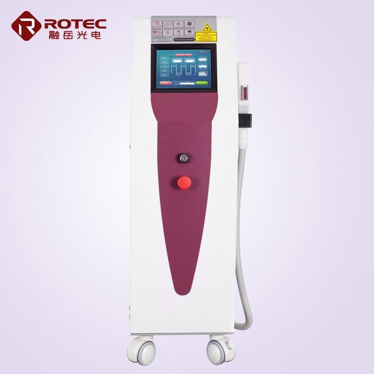 Vascular Removal Multifunction Facial Machine OPT SHR Machine High Efficiency supplier