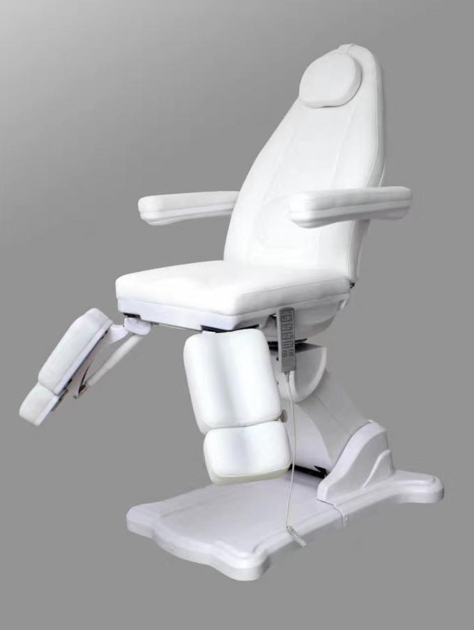 One Motor Electric Pedicure Chair Adjustable Therapy Equipment For Dermatology Clinic