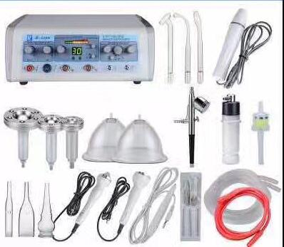 Remove Spot Galvanic Facial Machine , Whitening Skin Vacuum Spray Machine