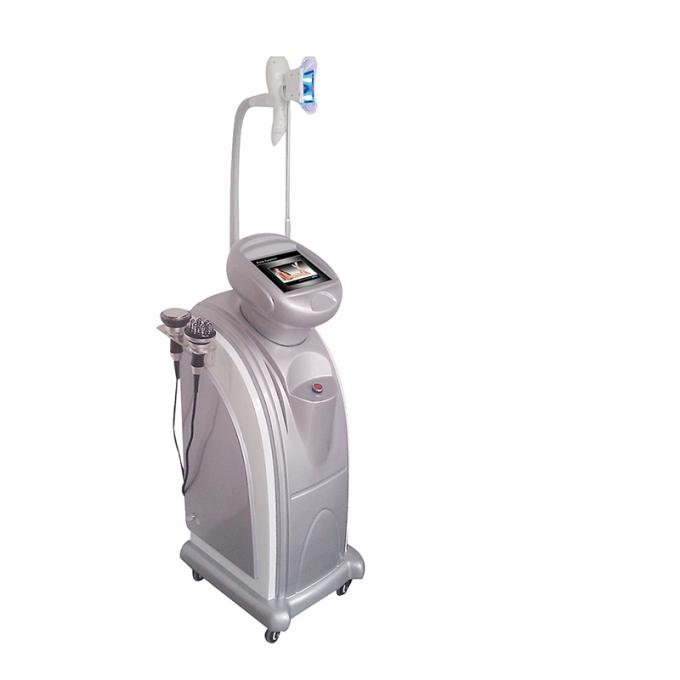 Ultrasonic Cavitation Laser Beauty Machine Vacuum Liposuction With Bipolar RF Slimming