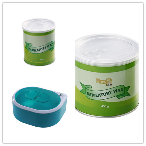 Removing Hair Depilatory Hard Wax , Paraffin Hair Removal Cream Smooth Skin
