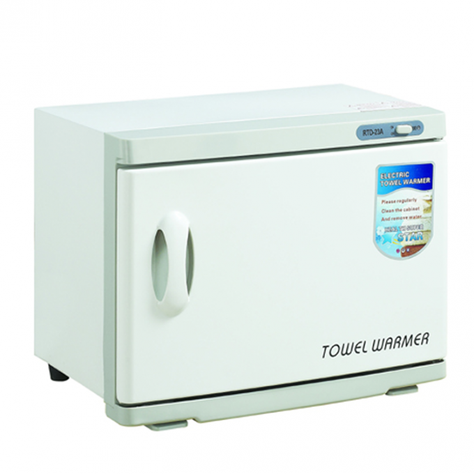 Hot Towel Warmer For Salon And Hotel With UV Lamp For Sterilizer
