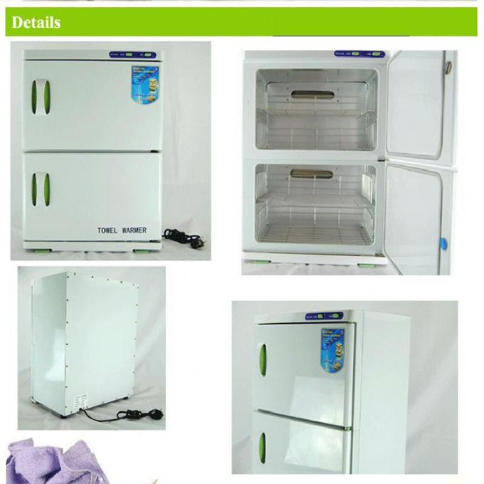 46L Sterilizer Machine With Two Layers For Towel Heating Warmer Hot Cabinet