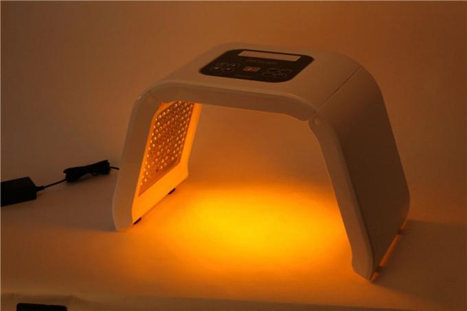 Omega Light Led Photon Therapy Facial Beauty Machine For Skin Rejuvenation
