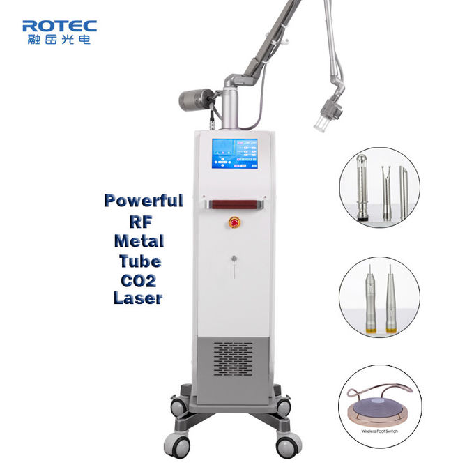 Face Lift and Vagina Tightening Machine Wrinkle Removal Triangle Rectangular Round Mode Laser Product