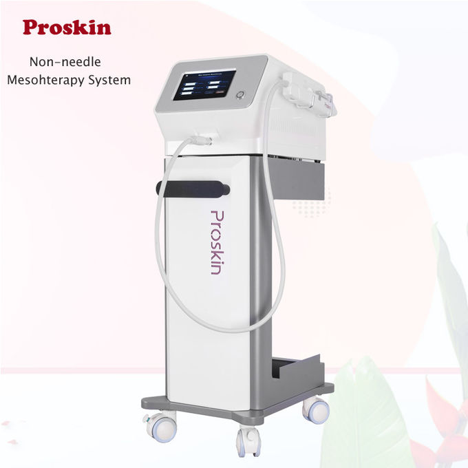 Mesotherapy Skin Whiten Beauty Machine Needle Free Injection System Mini Mesogun